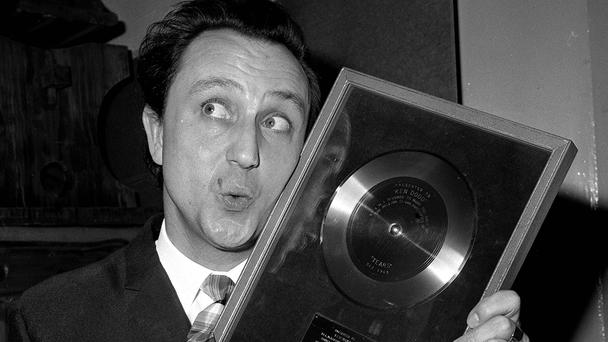 Ken Dodd proved strong competition for the Beatles in the charts (PA Archive/PA)