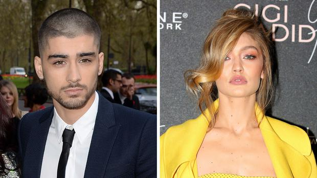 Zayn Malik and Gigi Hadid have confirmed they have split (PA)