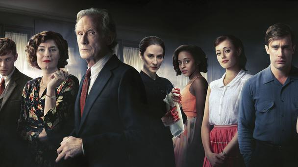 Ordeal By Innocence cast (BBC)