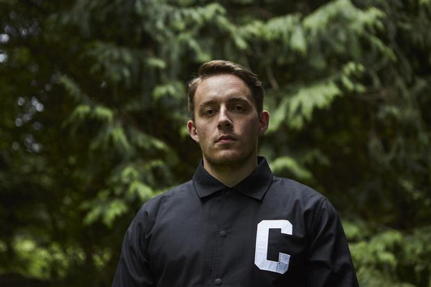 Youthful ambition: Dermot Kennedy wrote his first song at the age of 15