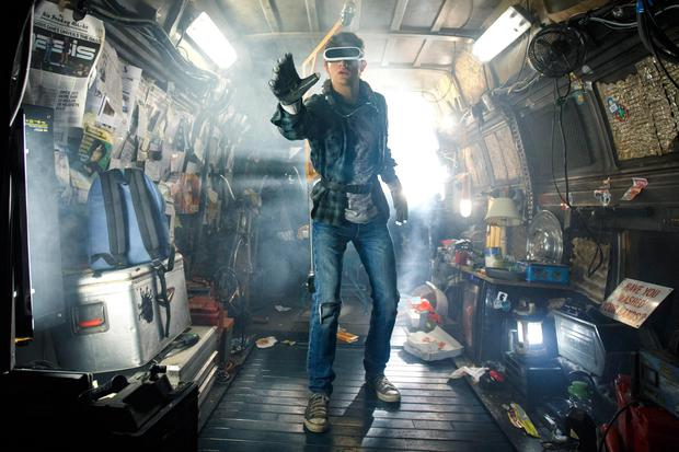 Blast from the past: Ready Player One and Stranger Things are heavy on nostalgic references. Photo: Jaap Buitendijk