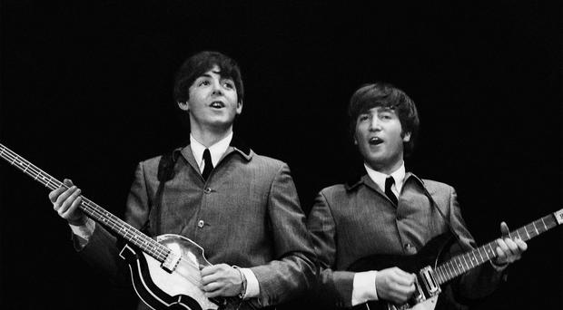 Teenager's rare Beatles photos of first US tour sell for £250,000 at auction