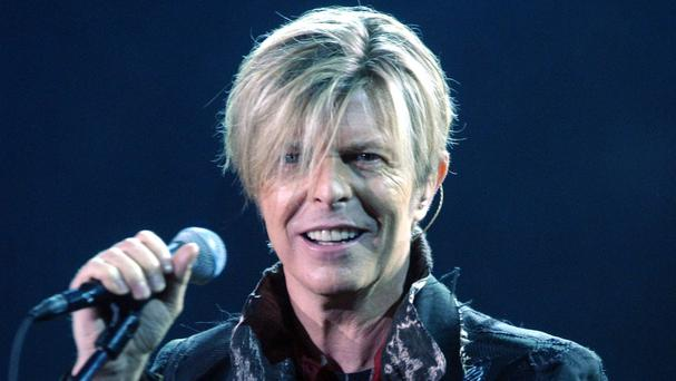 David Bowie The Reality Tour
