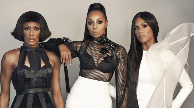 Terry Ellis, Cindy Herron-Braggs and Rhona Bennett are heading to the UK on tour. (En Vogue)