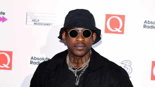 Skepta shared a video of the event on Instagram (Ian West/PA)