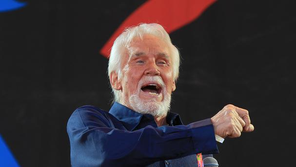 Kenny Rogers cancels UK date and entire farewell tour due to ill health (Yui Mok/PA)