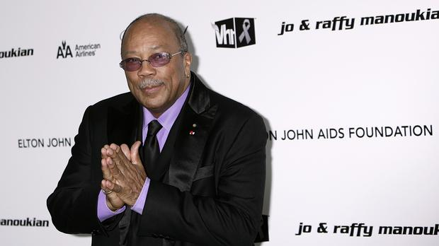 Quincy Jones (Yui Mok/PA)