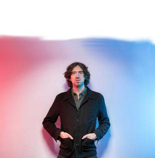 Fighting his demons: Snow Patrol's Gary Lightbody. Photo: Paul Cooper / The Telegraph
