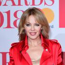 Kylie Minogue split from fiance Joshua Sasse last year (Ian West/PA)