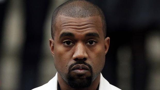 Kanye West, who has posted a flurry of messages on Twitter (Jonathan Brady/PA)
