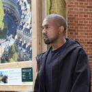 Kanye West has been tweeting prolifically since returning to Twitter (Jonathan Brady/PA)