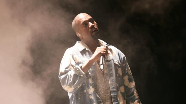 Kanye West has been prolific on Twitter recently (Yui Mok/PA)
