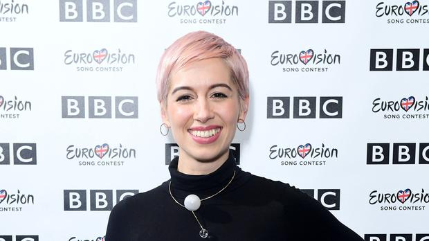 The UK's entry for Eurovision 2018 will be performed by SuRie (Ian West/PA)