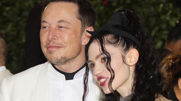 Elon Musk and Grimes make couple debut at the Met Gala