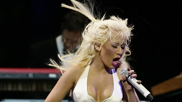 Christina Aguilera will hit the road for her 24-show Liberation tour in September (Yui Mok/PA)