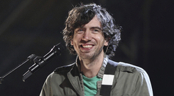 Snow Patrol's Gary Lightbody. Photo: Getty Images