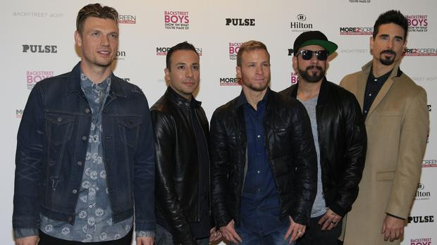90s Flashback Backstreet S Back As Band Release New Single After