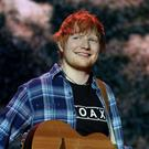 Ed Sheeran was a big winner at the 2018 Billboard Music Awards (Isabel Infantes/PA)