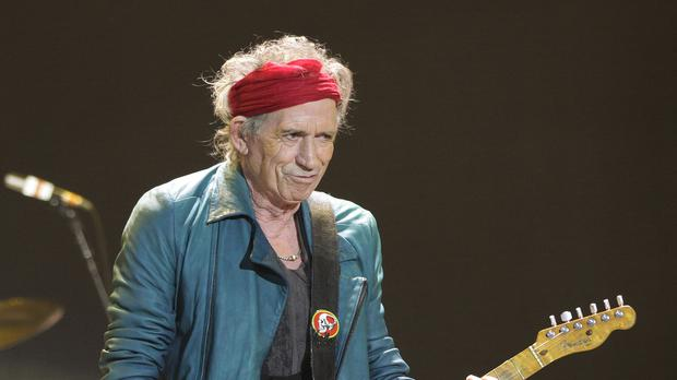 Keith Richards has said London audiences will be The Rolling Stones' most critical (Yui Mok/PA)