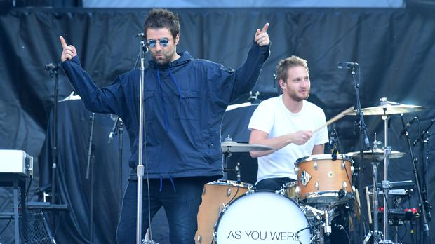Liam Gallagher recently met his estranged daughter Molly (Ian West/PA)
