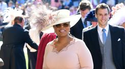 Oprah Winfrey arranged a special surprise for her friend Ava DuVernay (PA)
