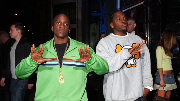 Pusha T has released a new song in which he attacks fellow rapper Drake (Yui Mok/PA)