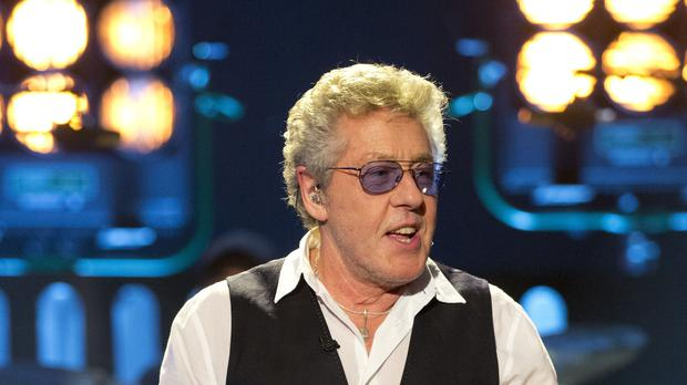 Who frontman Roger Daltrey thought their new songs 'a bit Broadway' (Isabel Infantes/PA)