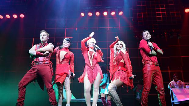 Steps have spoken about whether they would take part in Eurovision (Ian West/PA)