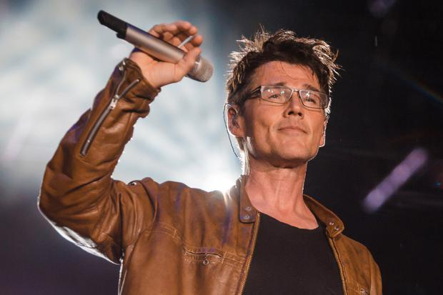 A-Ha. Photo: Getty Images