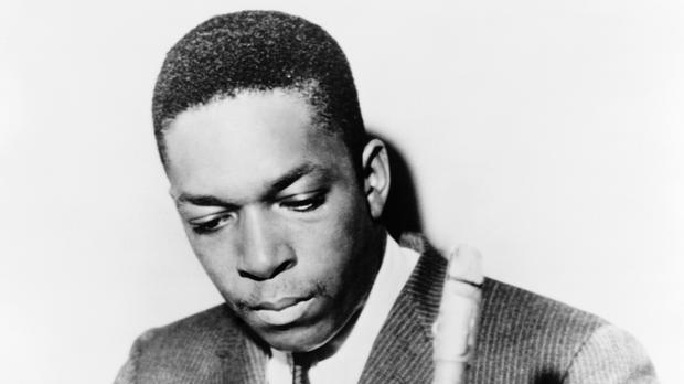 A newly discovered studio session recorded by jazz Saxophonist John Coltrane will be released as an album in June(GRANGER/REX/SHUTTERSTOCK)