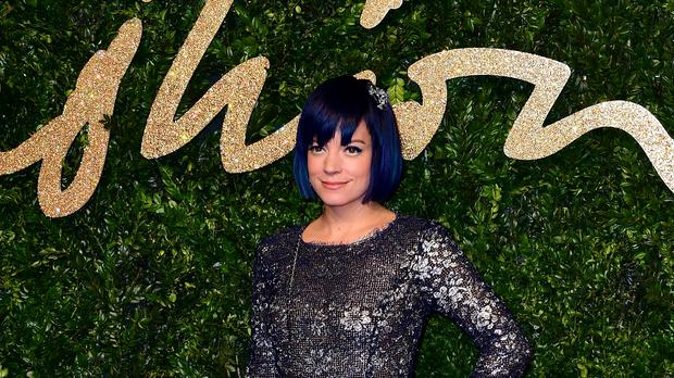 Lily Allen confessed she is on Twitter for five hours every day (Ian West/PA)