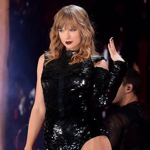 Shaking it off: Taylor Swift has battled through criticism from her peers, and social media trolls, to present her most successful album to date. Photo: Getty Images
