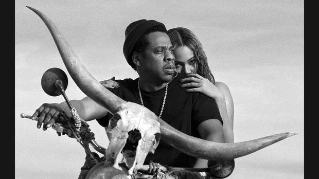 Beyonce and Jay-Z took their On The Run II tour to the London Stadium on Friday (Live Nation)