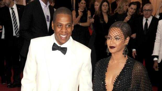 Jay-Z and Beyonce have released a surprise joint album. (Dennis Van Tine/PA)