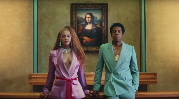 The album was released under the name The Carters (The Carters/YouTube)