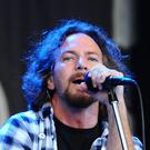 singer Eddie Vedder has lost his voice (Ian West/PA)