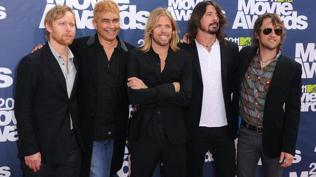 Foo Fighters Announce First Irish Show in Four Years