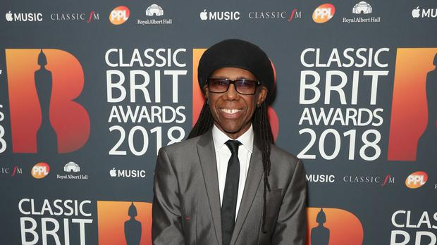 Nile Rodgers remembers David Bowie ahead of Isle of Wight Festival set. (Isabel Infantes/PA)