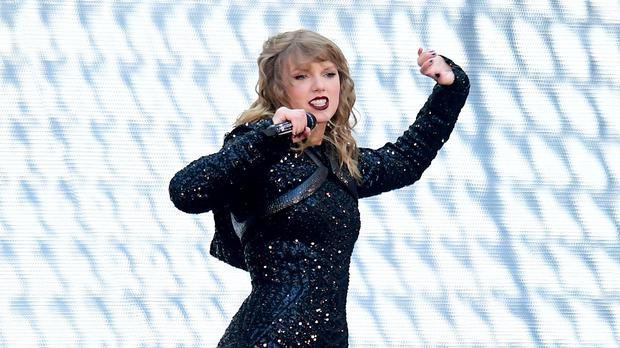 Taylor Swift is on her Reputation Stadium tour (Ian West/PA)
