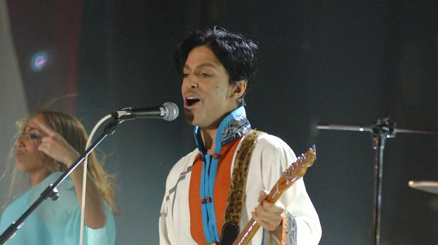 Prince died in 2016 (Yui Mok/PA)