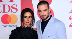 Cheryl and Liam Payne have split up (Ian West/PA)