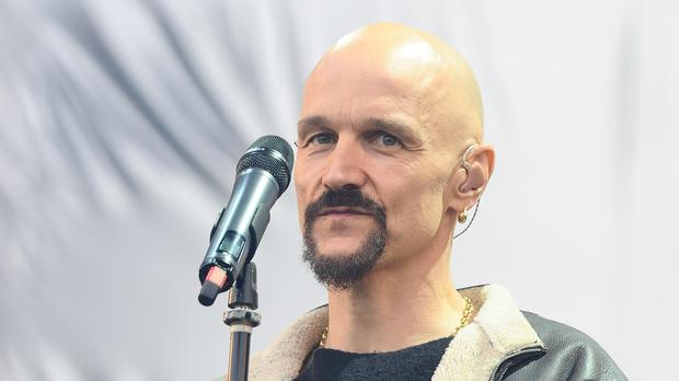 Tim Booth believes Donald Trump is a 'dangerous' man (Ian West/PA)