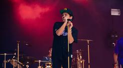 Bruno Mars (Florent Dechard/PA)