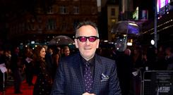 Elvis Costello attending the premiere of Film Stars Don't Die In Liverpool (Ian West/PA)
