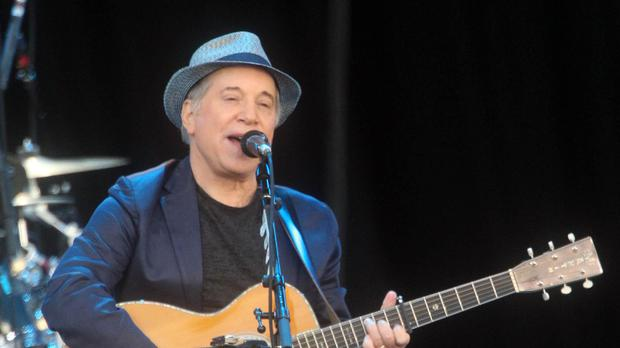 Paul Simon is to release his 14th studio album (Lewis Whyld/PA)