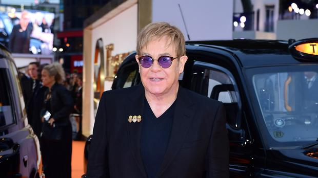 Sir Elton John and Duke of Sussex to launch global coalition to treat HIV (Ian West/PA)