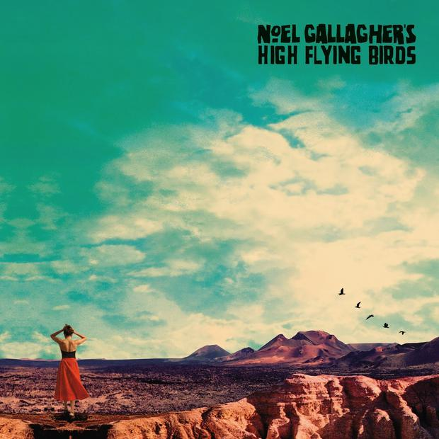 Handout photo for Noel Gallagher�s High Flying Birds album Who Built the Moon? (Sour Mash Records).