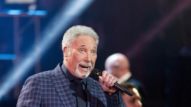 Thunderball – Sir Tom Jones live comeback off due to stormy