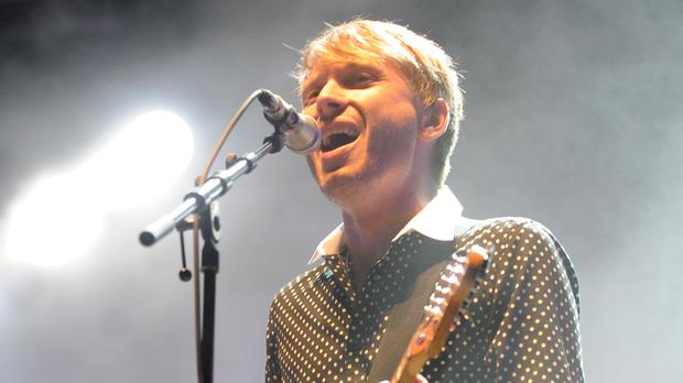 Franz Ferdinand are among the 20 acts on the long-list for this year's Scottish Album Of The Year award (Zak Hussein/PA)