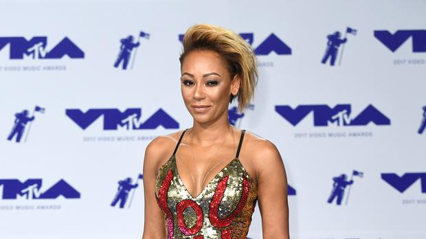 Mel B attending the 2017 MTV Video Music Awards held at The Forum in Los Angeles, USA (PA)